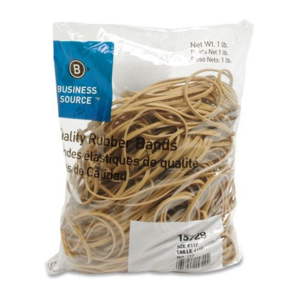 Business Source #117B Rubber Bands