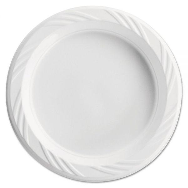 "Chinet 6"" Plastic Plates"