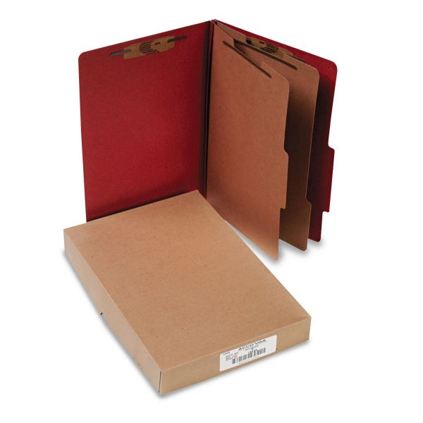 Acco Pressboard Classification Folders
