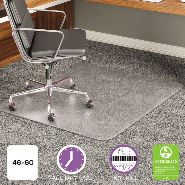 deflecto ExecuMat Intense All Day Use Chair Mat