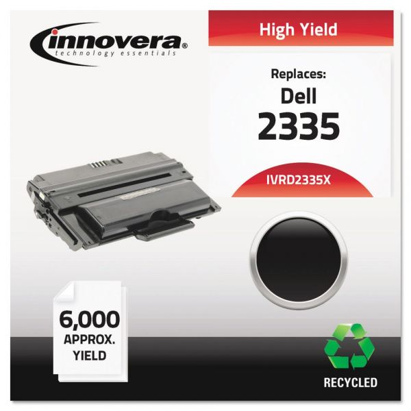 Innovera Remanufactured Dell 2335 High Yield Toner Cartridge