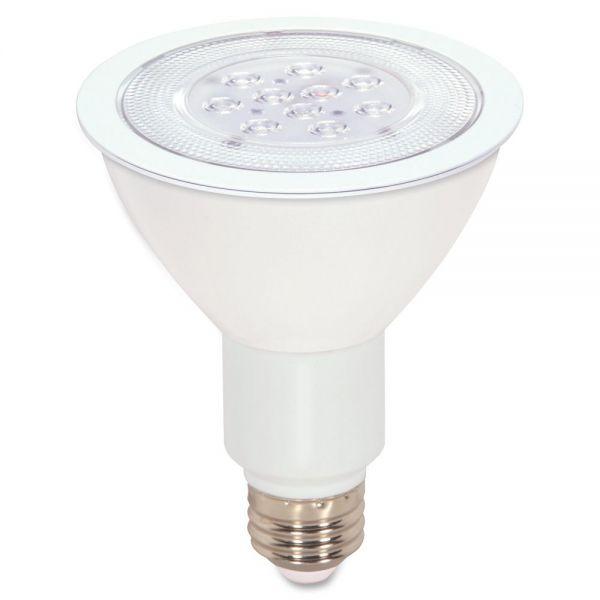 Satco 11-watt PAR30 Long Neck LED Floodlight