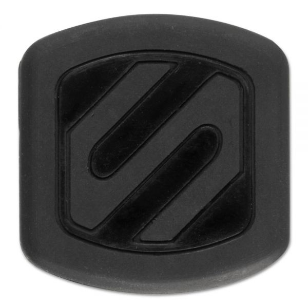Scosche Magnetic Flush Mount for Mobile Devices, Black