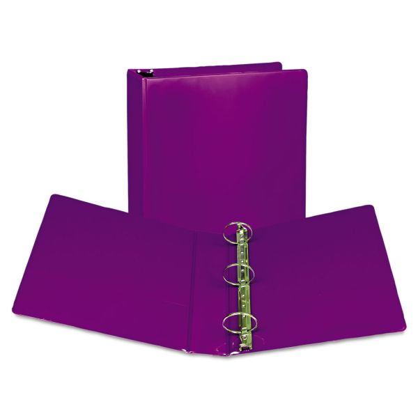 "Samsill 100% Recyclable 2"" 3-Ring View Binders"