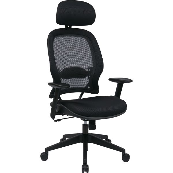 Office Star Space High Back Executive Mesh Office Chair