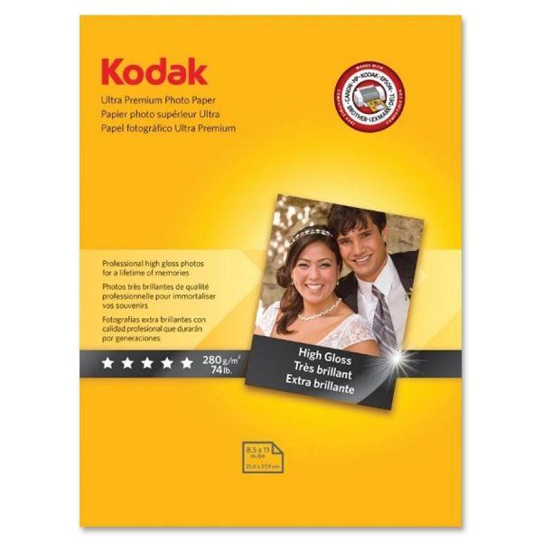 Kodak Ultra-Premium Glossy Photo Paper