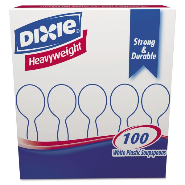 Dixie Heavyweight Soup Spoons