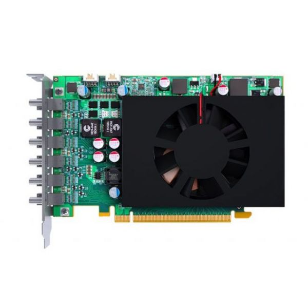 Matrox C-Series Graphic Card - 2 GB GDDR5 SDRAM - PCI Express 3.0 x16 - Half-length/Full-height - Single Slot Space Required