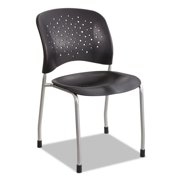 Safco Rêve Series Guest Chairs W/ Straight Legs
