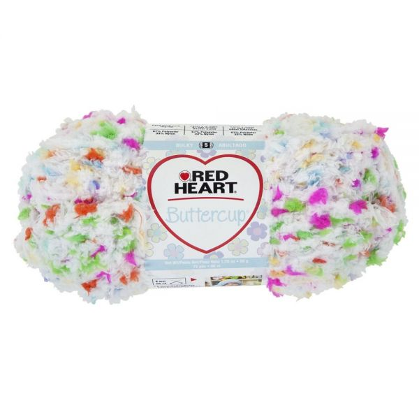 Red Heart Buttercup Yarn - Carnival