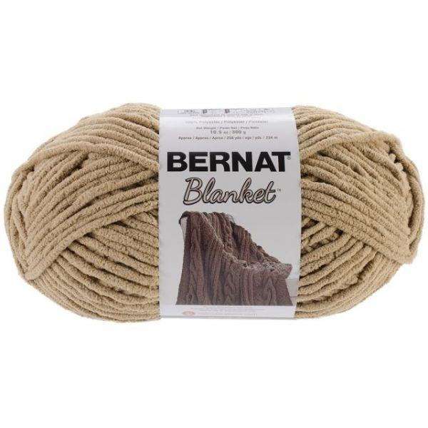 Bernat Blanket Big Ball Yarn - Sand