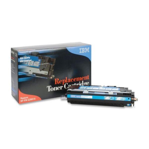 IBM Remanufactured HP Q2681A Cyan Toner Cartridge