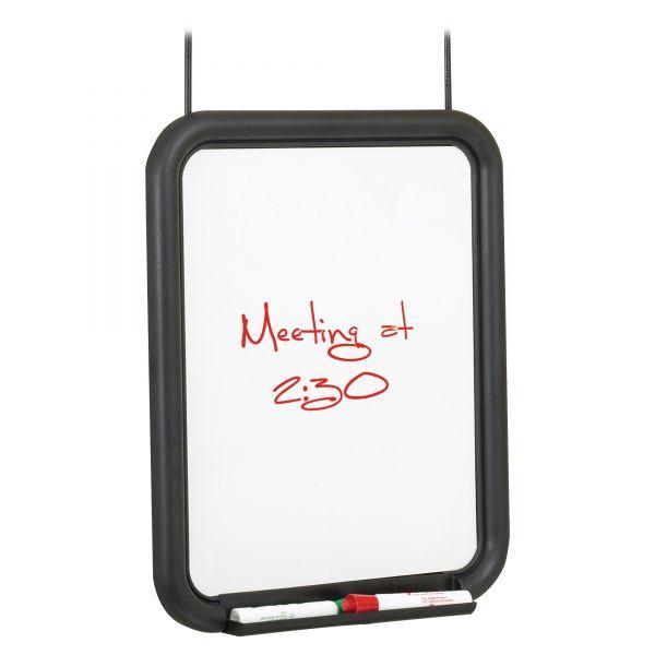"Safco 11"" x 14"" PanelMate Melamine Dry Erase Whiteboard"