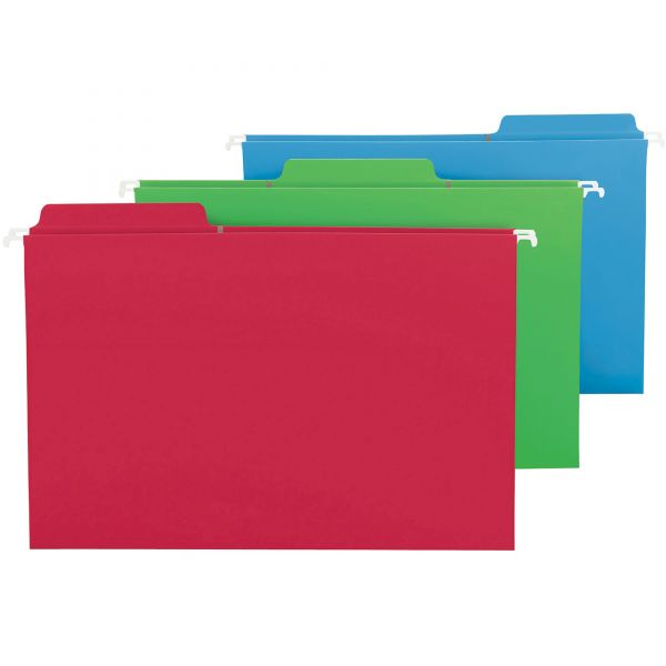 Smead FasTab Hanging File Folders