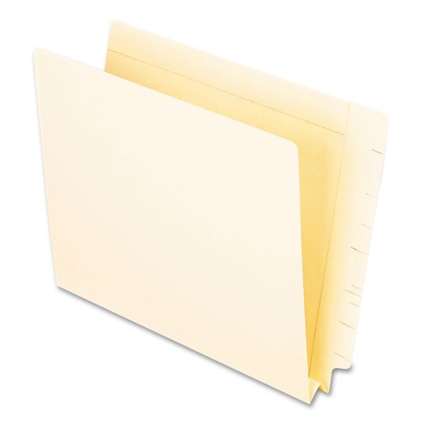 Pendaflex Letter Size End Tab File Folders