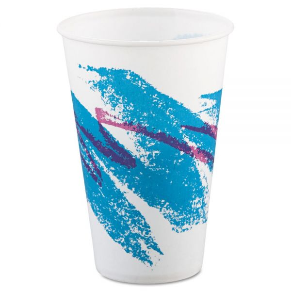 SOLO 12 oz Waxed Paper Cold Cups