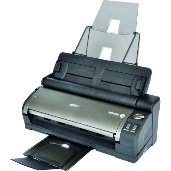 Xerox DocuMate 3115 Sheetfed Scanner - 600 dpi Optical