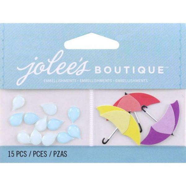 Jolee's Boutique Dimensional Embellishments 15/Pkg