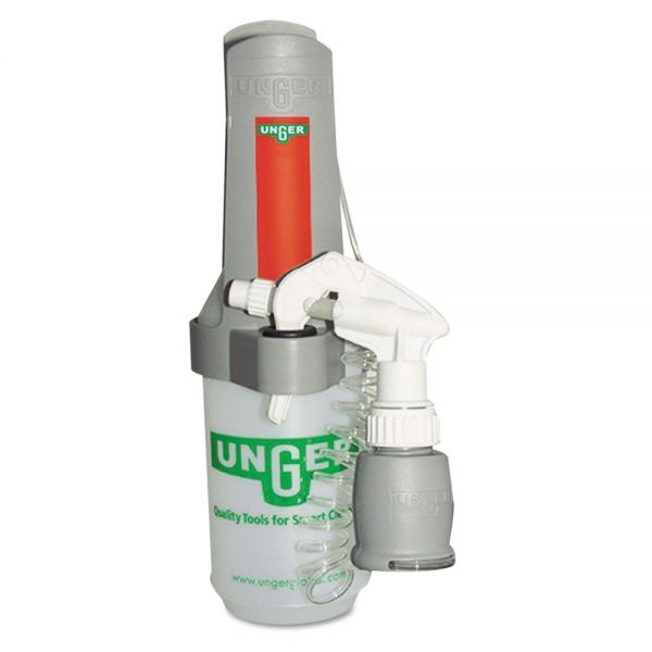 Unger Sprayer-on-a-Belt Spray Bottle Kit, 33oz