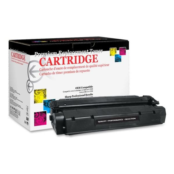 West Point Products Remanufactured HP Black Toner Cartridge