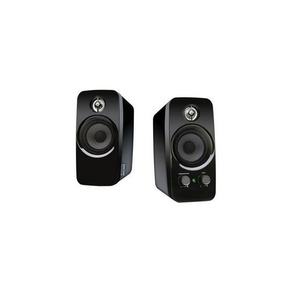 Creative Inspire T10 2.0 Speaker System - 10 W RMS