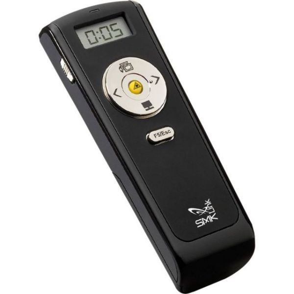 Interlink VP4560 Stopwatch Powerpoint Presentation remote control with laser