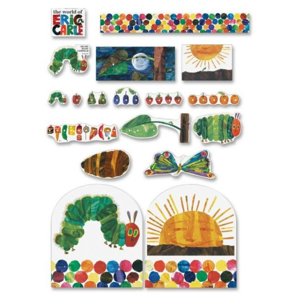 The Very Hungry Caterpillar Bulletin Board Sets