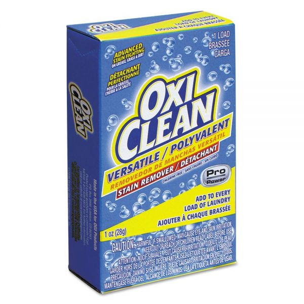 OxiClean Versatile Stain Remover Vend-Box
