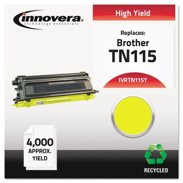 Innovera Remanufactured Brother TN115 High Yield Toner Cartridge