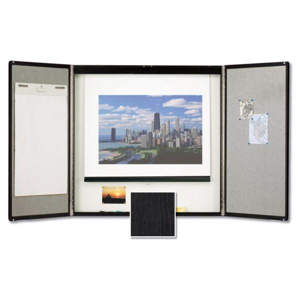 Quartet Premium Conference Room Cabinet