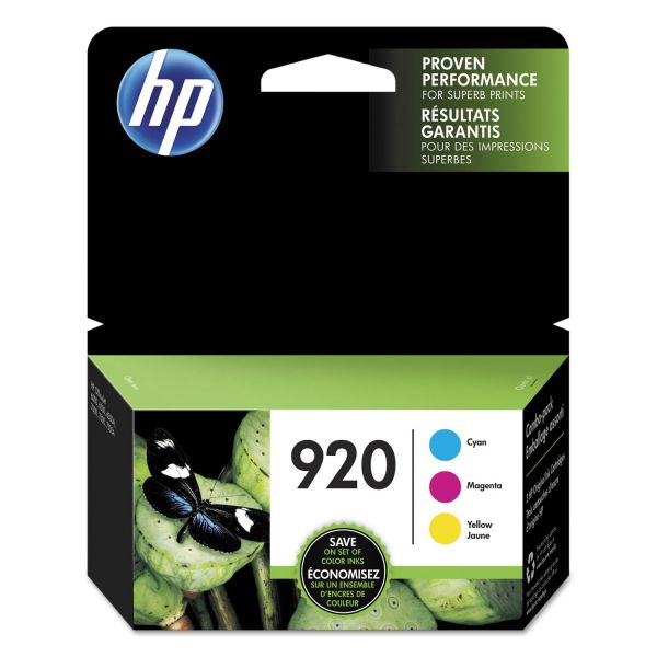 HP 920 Ink Cartridges (N9H55FN)
