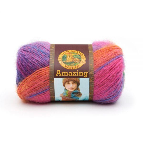 Lion Brand Amazing Yarn - Mauna Loa