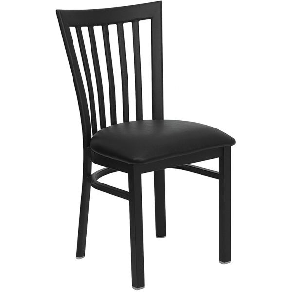 Flash Furniture School House Back Metal Restaurant Chair