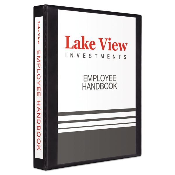 """Avery Heavy-Duty Reference 1"""" 3-Ring View Binder"""