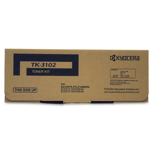Kyocera TK3102 Black Toner Cartridge