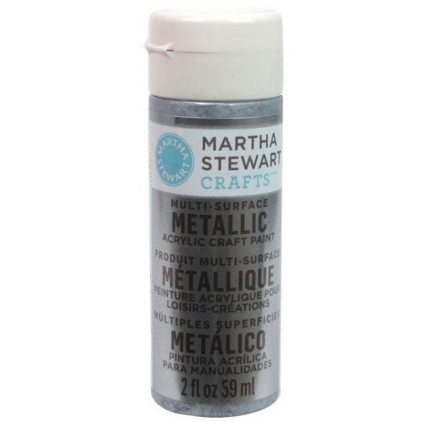 Martha Stewart Metallic Acrylic Craft Paint