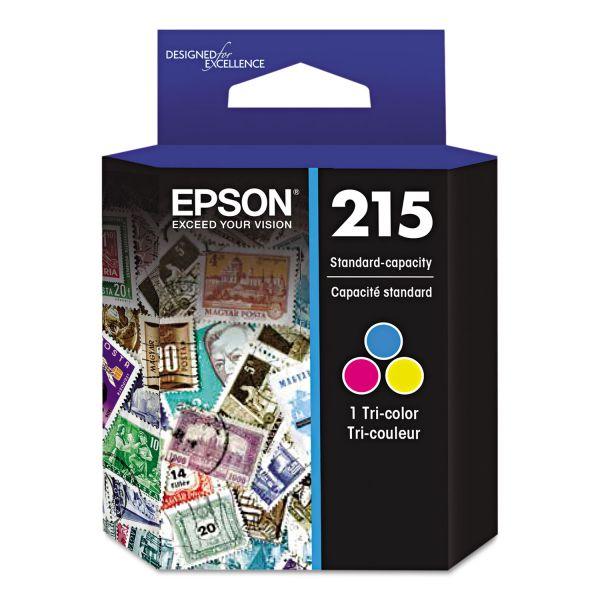 Epson 215 DURABrite Ultra Ink Cartridge (T215530)