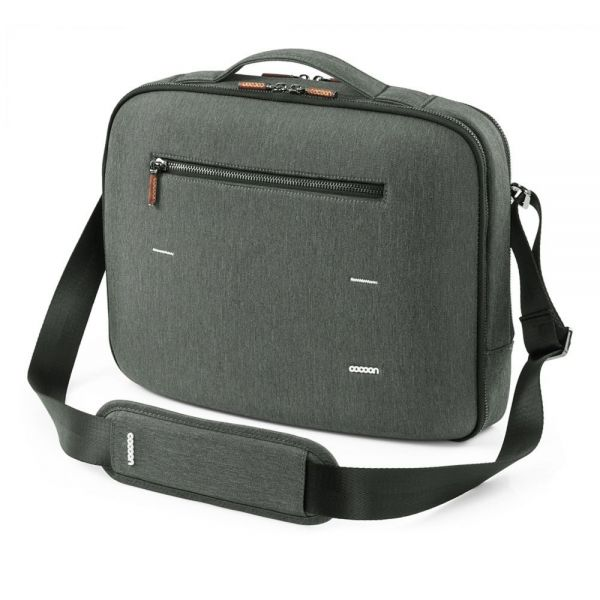 "Cocoon Carrying Case (Briefcase) for 15"", Notebook, MacBook Pro - Graphite"