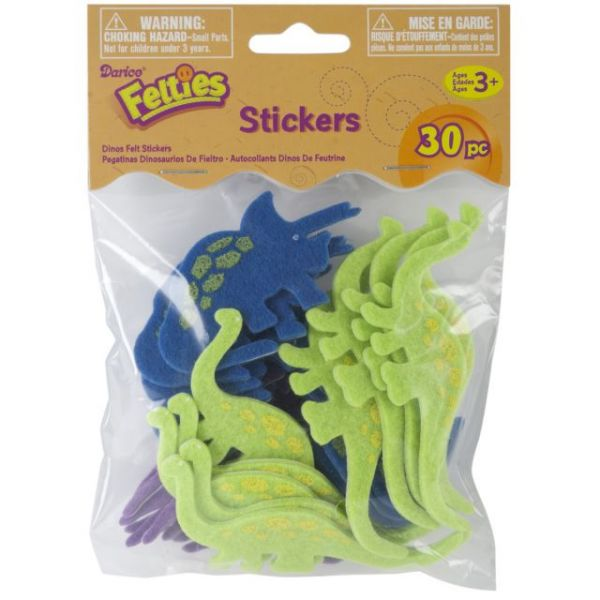 Felties Stickers