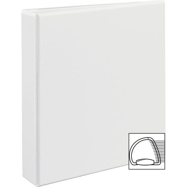 "Avery Durable Reference 1 1/2"" 3-Ring View Binder"