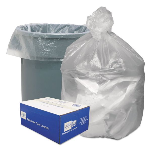Webster Good'nTuff 56 Gallon Trash Bags