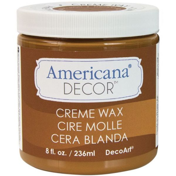 Americana Decor Creme Wax 8oz