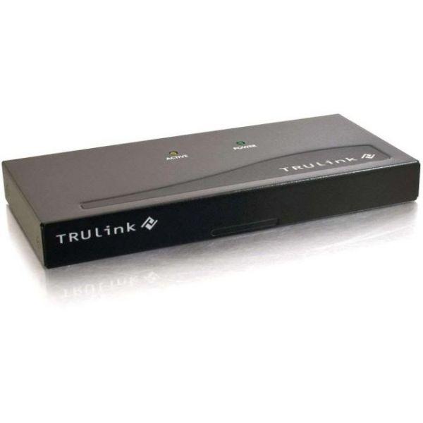 C2G TruLink 2-Port UXGA Monitor Splitter/Extender (Female Input)