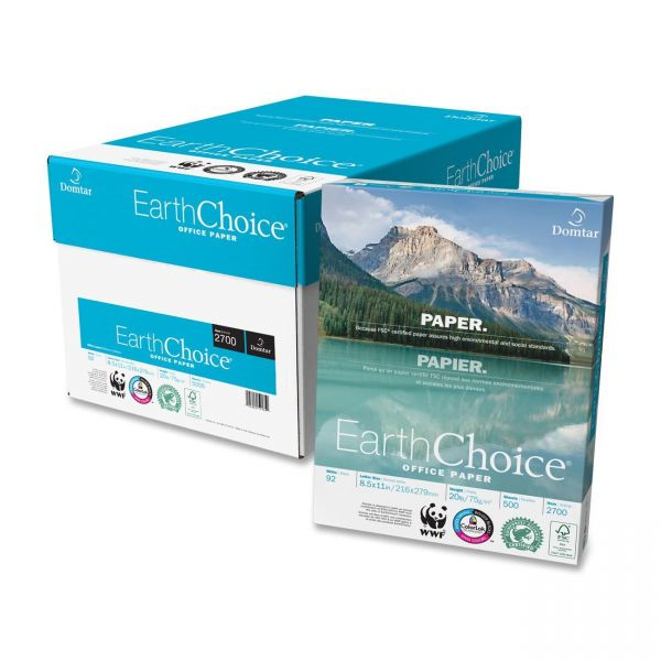 EarthChoice White Copy Paper