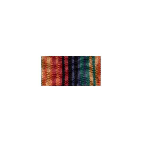 Patons Kroy Socks Yarn - Rainbow Stripes