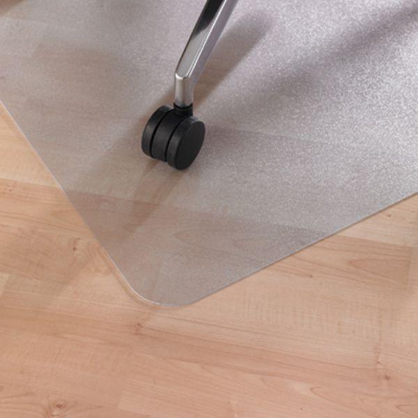Cleartex Rectangular Hard Floor Chair Mat