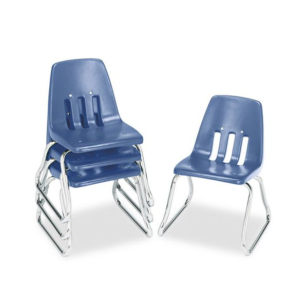 9600 Series Classroom Stacking Chairs
