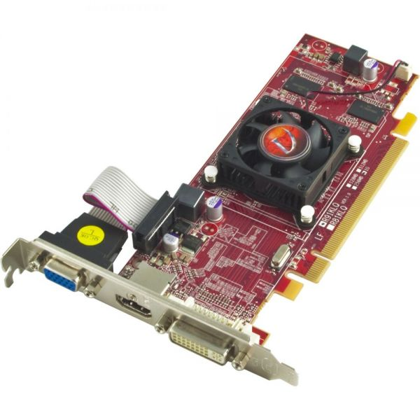 Visiontek 900371 Radeon HD 6450 Graphic Card - 625 MHz Core - 1 GB DDR3 SDRAM - PCI Express 2.1 x16