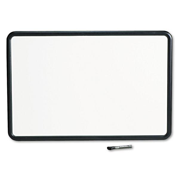 Quartet Contour Frame Dry Erase Board