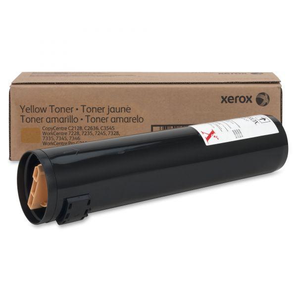 Xerox 006R01178 Yellow Toner Cartridge